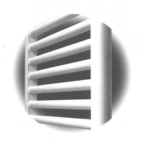 Σώμα λουτρού round ΙΣΙΟ λευκό